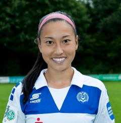 #13 Danica Wu