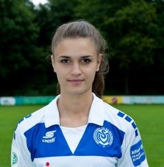 #8 Geldona Morina