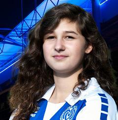#5 Elena Ruhmann