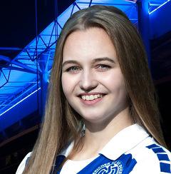 #17 Naomi Gottschling