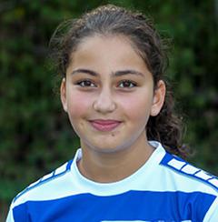 #7 Yousra Zina
